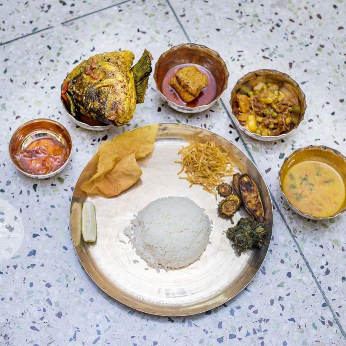 Rice Ceremony